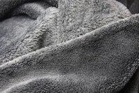 бесплатная доставка продажа 150 * 200 см бренд класса люкс wellsoft флисовое одеяло / ут микрофибры твердых Crash покрывало / ручей