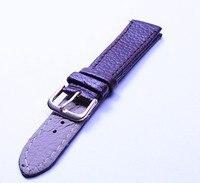 60 шт/много 100% натуральная кожа часы ремень часы полосы - 103001