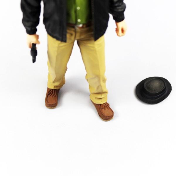 """оптовая торговля/розничная свободная перевозка груза ПС тяжкие гейзенберг mezco коллекционная 6.3 """"рисунок новый в коробке apl024003"""