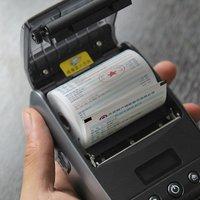 лучший портативный принтер в китайский : 2 дюйм портативный связь Bluetooth принтер для andriod на площадку, бесплатная доставка