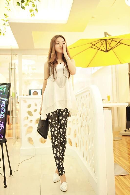 мода Seal ядер горячая распродажа весна и осень malik пор женские леггинсы женщин длинные брюки по низким ценам, бесплатная доставка