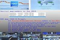 горячая! специальное и DVD-плеер с GPS-навигации для Хонда Аккорд 2003 - 2007 с русского языка навител и mpo последние бесплатная карта
