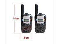 мониторинг состояния мини рация путешествия т-388 2 разъём радио 2 шт. / комплект бесплатная доставка