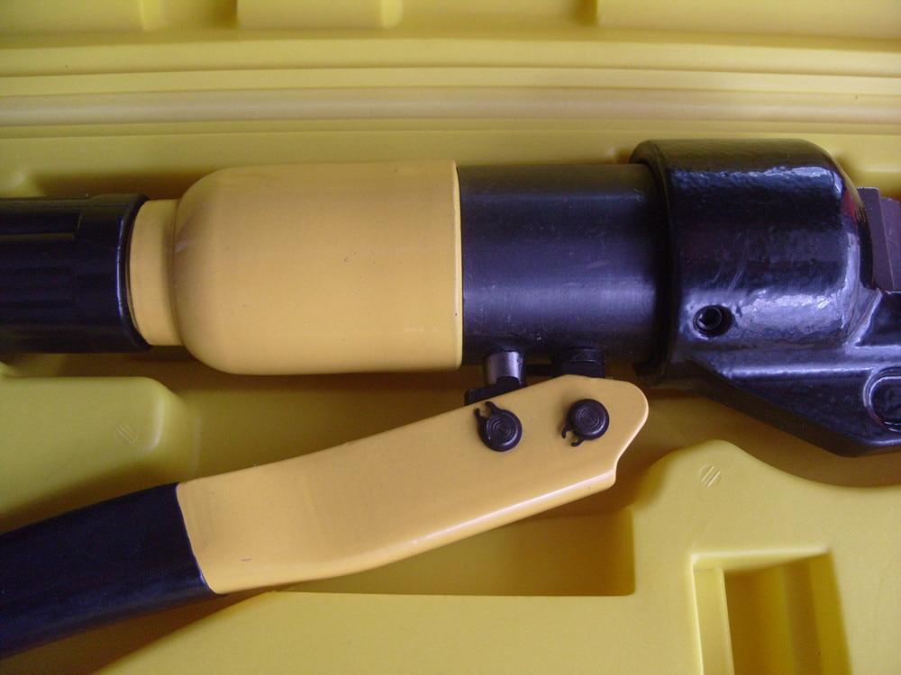 חדש הידראולי פלדה בר clamping plier כלי ציוד מעולה נוח טיפול מבצע