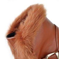 бесплатная доставка распродажа зимние ботинки женские туфли с Корк ботинки в Lisa шерсть ботинки для девочки и женщины