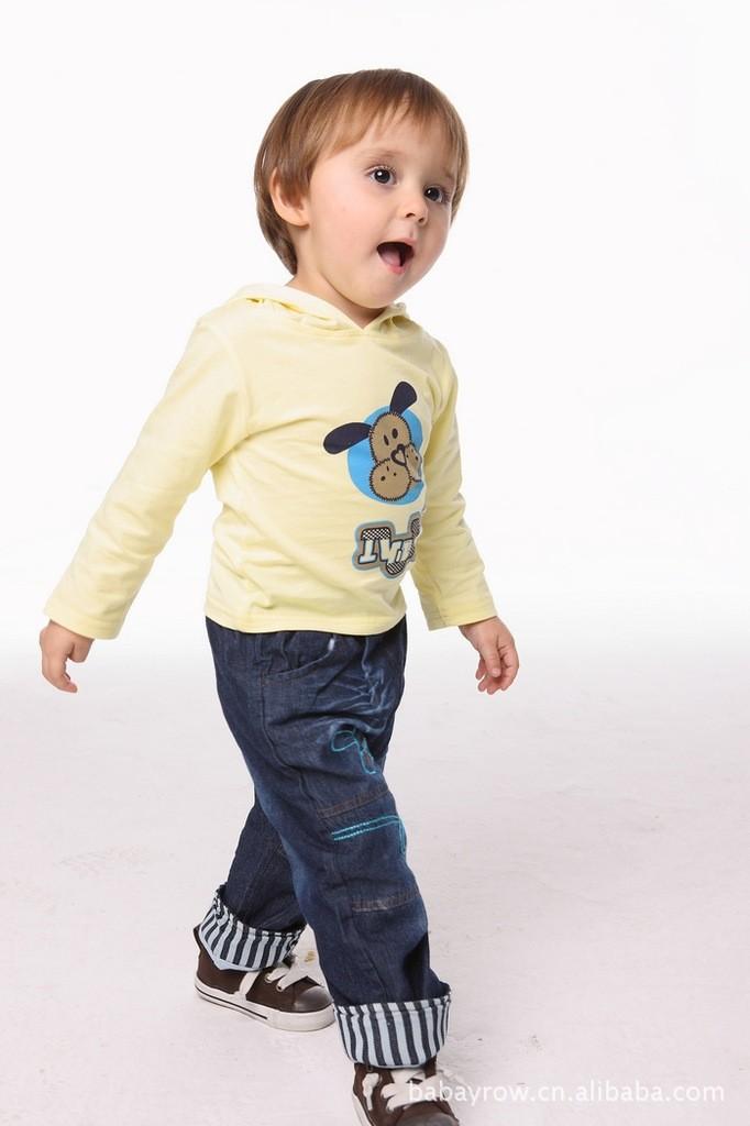 новый прибытие в розницу мода ребенка ползунки для осень зима хлопка-ватник одна часть детей дети комбинезон 6м-2лет 2 цвет