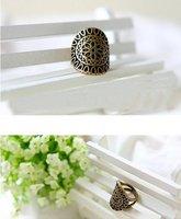 минимальный. ювелирные изделия заказ $ 15, продвижение, бесплатная доставка, восстановление резьба декоративные эрл тип кольцо, оптовая продажа ювелирных изделий