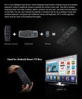 2.4 г беспроводная клавиатура и mouce и дистанционного управления для среднего, смарт-ТС и смарт-ключа на USB