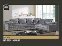 бесплатная доставка современный ткань диван европейский дизайн : t0901s-01м
