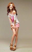 женская мода о-образным шея хлопок кориа с коротким рукавом любовь футболка + щеголь топ блузки 10 шт./лот