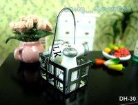 1/12 масштаб кукольный домик мебель для кухни миниатюрный ~ кукла питание молоко металл корзина