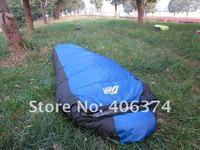 хлопковый спальный мешок / кемпинг сон мешок / зима кемпинг сон мешок / путешествие важно