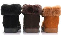 продвижение зима новый мужская мода из натуральной кожи хлопка-ватник туфли снежное, специальное предложение, бесплатная доставка, abc020