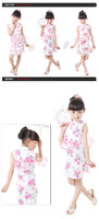 бесплатная доставка быстрая Tradition дети / детские платье чонг - сэм