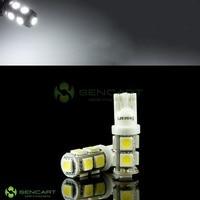 в T10 194 W5W и 6500 к 126-люмен 9-СМД из светодиодов авто дневной свет бу 2 вт бесплатная доставка