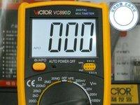 цифровой мультиметр цифровой жк-мультиметр амперметр вольтметр омметр