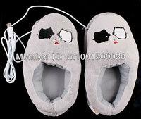 КПП серый copier плюсы и USB ноги теплые туфли электрический отопление пленку