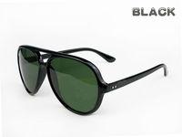 ааааа tr90 рамка солнцезащитные очки солнцезащитные очки мужчин и женщин солнцезащитные очки, мужчины женщины мода солнцезащитные очки черная рама стекло линзы очки 4125