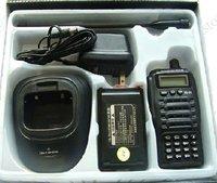 оснастку приемопередатчик любительское любительское радио с DHL бесплатная доставка + мощность 5 вт 128 канальный УВЧ укв радио цюаньшэн тг-uv2