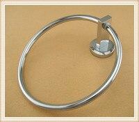 potent кольцо, полотенцедержатель, медлительность поздно сделано, план хром, аксессуары для ванной комнаты, бесплатная доставка