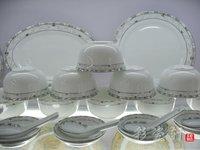 yc224 цзиндэчжэнь керамические комплект приборов 56 стойло для посуда чаша by Julian