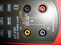 блок ut232 жк-цифровой 3 фазы цифровой токоизмерительные