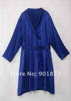 бесплатная доставка - 100% шелковые пижамы / ночное человека / человека халат s287 - шелк