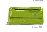 бесплатная доставка + 1 шт./лот + + ПУ + женская сумка, мода сумочка, клатч, склонны сумка