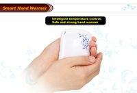 новый электронный теплой карман рука теплая / зарядное устройство для мобильных устройств рука теплая 2400 мач желтый f6001 бесплатная доставка