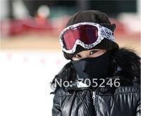 неопрена сноуборд лыжный велоспорт маска шеи теплым велосипедов лыжную маску 3 цветов 3 шт./лот