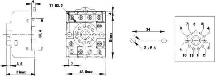 Potter Brumfield Relay Wiring