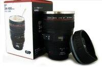 бесплатная доставка по cpam самых из нержавеющей стали лайнера путешествия тепловая камера объектив с капюшоном крышкой 480 мл 100% кружка кофе
