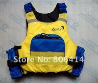 спасательный жилет, пфо для каяк, детский, парусный спорт, рыбалка, красный цвет, бесплатная размер