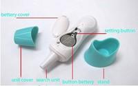 продвижение распродажа! бесконтактные жк-цифровой уха ик инфракрасный термометр для детского и взрослого ребенка