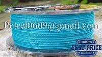 па плетеный до 8 lbs 300 м 0.10 мм Spectra синий супер сильный бесплатная доставка