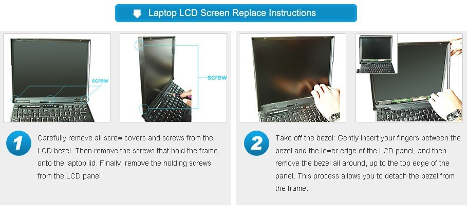 High Quality lenovo ideapad screen