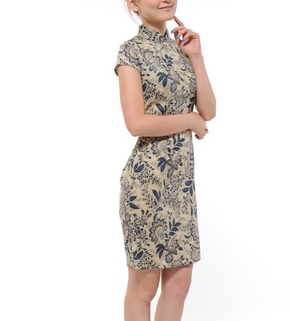 cheongsam dress1
