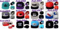 100 шт. бесплатно потягивая заказ смешивания шляпы trukfit snapbacks в, новое мода постулат оснастку поддерживает шапки шляпа