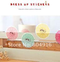 новое поступление корейский мода телефон / дневник деко пвх прозрачный наклейка 4 цветов st0808