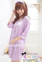 бесплатная доставка hriday женщин свободного покроя средний дань - ночные сорочки,, wf1042