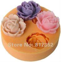 3д торт украшение силикон формы цветок форма форма торт украшения своими руками инструмент