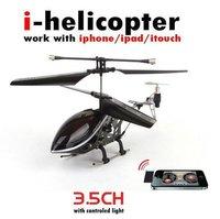 бесплатная доставка распродажа я вертолет 777 - 170 3ч гироскопа управления вертолет ihelicopter для iPhone, ipaid 777 - 170