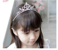 дети горячие аксессуары для волос для детей в форме сердца ленты для волос 12 шт./лот
