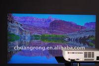 бесплатная доставка топ-звонок 300 дюймов полный HD 1080 p В из светодиодов жк-мультимедийный домашнего катетер люмен proyector проектор