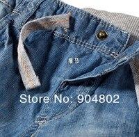 2 - 10 лет хлопок деним мальчики джинсы марка дети в длинная брюки дети девочки мальчики брюки