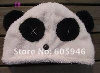 панда комикс животное шляпа, выражение mixstyle дети или взрослые hatchistmas альтернатива