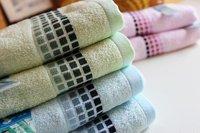 """бамбуковое волокно полотенце для рук 28.3 """"* 13 """" 100 нью-мягкая г удобные, антистатический хороший и прохладный ГТ-017"""
