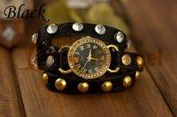 новинка женские кварцевые наручные часы с пластиковым браслет винтажный стиль женская аналоговый наручные часы christmashj014