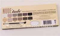 нарасхват-1шт отношение и тепло голый макияж цвет тени для век бесплатная доставка feifei
