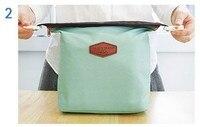 горячая распродажа новые обед сумка обед сумка холодильник 6 цветов, можно выбрать удобная сумка Cooler опт или роза бесплатная доставка